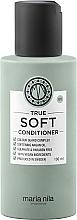 Parfums et Produits cosmétiques Après-shampooing à l'huile d'argan - Maria Nila True Soft Conditioner