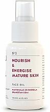 Parfums et Produits cosmétiques Huile à l'extrait de canneberge pour visage - You & Oil Nourish & Energise Mature Skin Face Oil