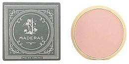 Parfums et Produits cosmétiques Poudre visage - Maderas Polvo Crema