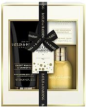 Parfums et Produits cosmétiques Coffret cadeau - Baylis & Harding Sweet Mandarine and Grapefruit (b/lot/125ml + b/wash/100ml + soap/40g)
