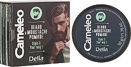 Parfums et Produits cosmétiques Cire pour barbe et moustache - Delia Cameleo Men Beard and Moustache Pomade