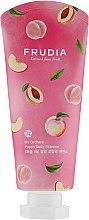 Parfums et Produits cosmétiques Lait nourrissant à la pêche et miel pour le corps - Frudia My Orchard Peach Body Essence
