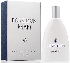 Parfums et Produits cosmétiques Instituto Espanol Poseidon - Eau de Toilette