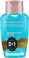 Parfums et Produits cosmétiques Diadermine - Set (démaquillants pour yeux/2x125ml)