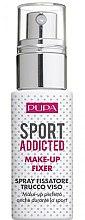 Parfums et Produits cosmétiques Spray fixateur de maquillage - Pupa Sport Addicted Make Up Fixer