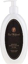Parfums et Produits cosmétiques Savon liquide crémeux pour les mains - Pani Walewska Noir