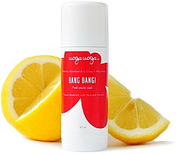 Parfums et Produits cosmétiques Déodorant stick naturel - Uoga Uoga Bang Bang Natural Deodorant