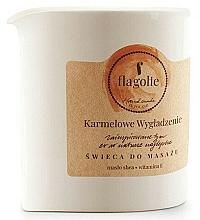Parfums et Produits cosmétiques Bougie de massage,Caramel - Flagolie Caramel Smoothing Massage Candle