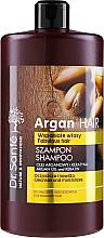 Parfums et Produits cosmétiques Shampooing hydratant à l'huile d'argan et kératine - Dr. Sante Argan Hair