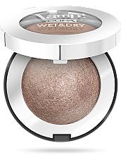 Parfums et Produits cosmétiques Fard à paupières cuit, effet éclaircissant - Pupa Vamp! Wet & Dry Eyeshadow