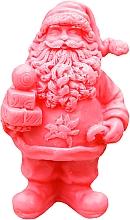 Parfums et Produits cosmétiques Savon artisanal Père Noël rouge, parfum biscuits de Noël - LaQ Happy Soaps Natural Soap