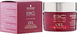 Parfums et Produits cosmétiques Booster de soin à l'huile de noix du Brésil pour cheveux - Schwarzkopf Professional BC Bonacure Oil Miracle Brazilnut Booster