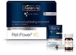Parfums et Produits cosmétiques Set soin visage - Bielenda Professional Advanced Exfoliating Treatment (masque/5*5ml + sérum/5ml)
