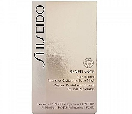 Masque revitalisant intensif - Shiseido Benefiance Pure Retinol Intensive Revitalizing Face Mask — Photo N3
