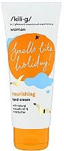 Parfums et Produits cosmétiques Crème à l'huile d'avocat pour mains - Kili·g Woman Nourishing Hand Cream
