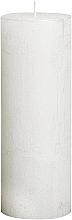 Parfums et Produits cosmétiques Bougie cylindrique, blanche, 190/68 mm - Bolsius Candle