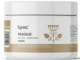 Parfums et Produits cosmétiques Beurre pour corps, Café - Lynia