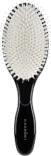Parfums et Produits cosmétiques Brosse démêlante poils de sanglier naturels, - Kashoki Smooth White Detangler XL