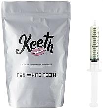 Parfums et Produits cosmétiques Kit de recharges pour blanchiment dentaire, Menthe - Keeth Mint Refill Pack