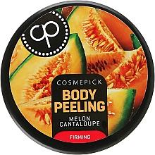 Parfums et Produits cosmétiques Gommage raffermissant pour corps, Melon - Cosmepick Body Peeling Melon Cantaloupe