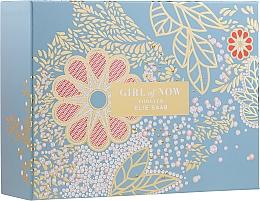 Parfums et Produits cosmétiques Elie Saab Girl Of Now Forever - Coffret (eau de parfum/50ml + gel douche/75ml + lait corporel/75ml)