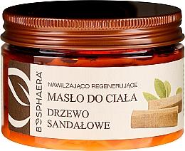 Parfums et Produits cosmétiques Beurre pour le corps Bois de santal - Bosphaera