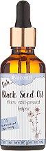 Parfums et Produits cosmétiques Huile de cumin pressée à froid avec pipette - Nacomi Black Seed Oil
