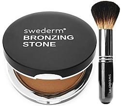 Parfums et Produits cosmétiques Coffret cadeau - Swederm (bronzer/13g + brush/1pcs)