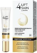 Parfums et Produits cosmétiques Crème à l'acide hyaluronique et peptides contour des yeux - Lift4Skin Peptide Ageless Eye Cream