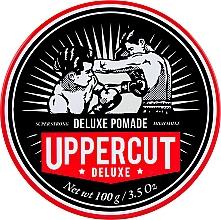 Parfums et Produits cosmétiques Pommade coiffante pour cheveux, fixation forte - Uppercut Deluxe Pomade Barber Tin