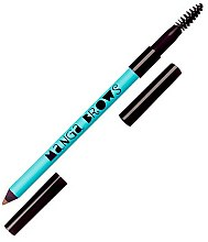 Parfums et Produits cosmétiques Crayon et pinceau double embout pour sourcils - Neve Cosmetics Manga Brows