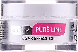 Parfums et Produits cosmétiques Gel UV à effet sucre pour ongles - Silcare Pure Line Sugar Effect