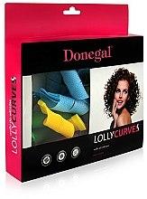 """Parfums et Produits cosmétiques Bigoudis pour boucles magiques """"Lolly Curves"""" 5007 - Donegal"""