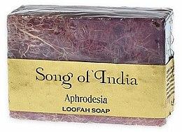 Parfums et Produits cosmétiques Savon solide à l'aphrodesia - Song of India Aphrodesia Loofah Soap