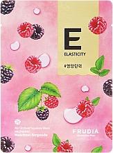 Parfums et Produits cosmétiques Masque en tissu pour visage à la framboise - Frudia My Orchard Squeeze Mask Raspberry