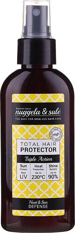 Spray à l'huile de chia pour cheveux - Nuggela & Sule Total Hair Protector