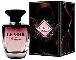 Parfums et Produits cosmétiques Vittorio Bellucci Le Noir St. Tropez - Eau de Parfum