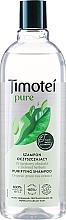 Parfums et Produits cosmétiques Shampooing à l'extrait de thé vert bio - Timotei Pure Shampoo