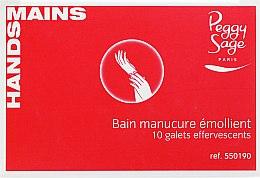 Parfums et Produits cosmétiques Bain manucure émollient - Peggy Sage Emollient Manicure Bath