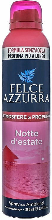 Spray d'ambiance Nuit d'été - Felce Azzurra Notte D'estate Spray