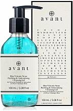 Parfums et Produits cosmétiques Gel nettoyant antioxydant à la pierre volcanique bleue - Avant Blue Volcanic Stone Purifying & Antioxydising Cleansing Gel