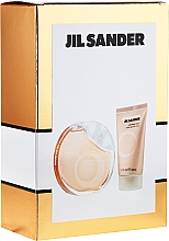 Parfums et Produits cosmétiques Jil Sander Sensations - Coffret (eau de toilette 40ml + crème corps 50ml)