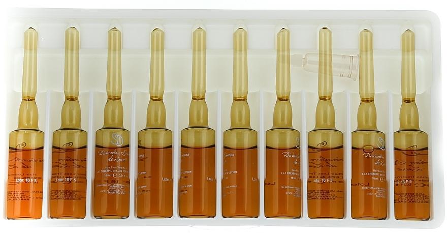 Lotion capillaire à la caféine № 3.4.1 - Divination Simone De Luxe Crexepil DeLuxe Forte Lotion — Photo N2