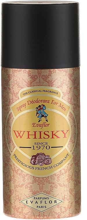 Evaflor Whisky - Déodorant