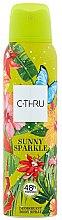 Parfums et Produits cosmétiques C-Thru Sunny Sparkle - Déodorant