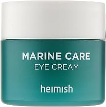 Crème hydratante contour des yeux - Heimish Marine Care Eye Cream — Photo N1