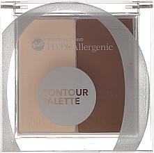 Parfums et Produits cosmétiques Palette hypoallergénique pour le contour du visage - Bell HypoAllergenic Contour Palette