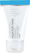 Parfums et Produits cosmétiques Masque au panthénol pour visage - Methode Brigitte Kettner Aqua Pure Mask