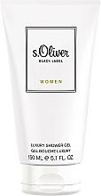 Parfums et Produits cosmétiques S.Oliver Black Label Women - Gel douche
