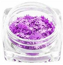 Parfums et Produits cosmétiques Décoration pour ongles étoiles, violet - La Boom